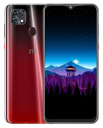 ZTE Axon 20s Pro Image