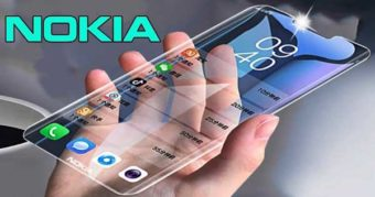 Nokia Alpha Zero 2020: Penta Camera, 5G Network & 6000mAh Battery