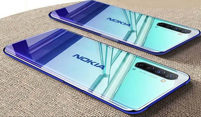 Nokia Slim X Concept Phone
